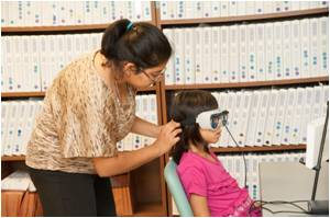 Amblyopia Is The Key Factor For Slow Reading In School-Age Children