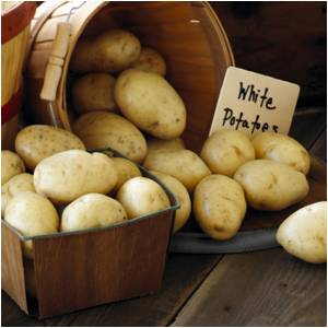 Potatoes: Best Hope For Potassium And Fiber Missing In Diets