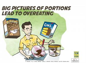 Food Image On Packages can Influence Portion Size