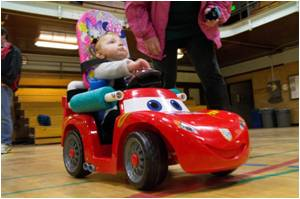 Mobility Plays An Important Role in Kids With Disabilities