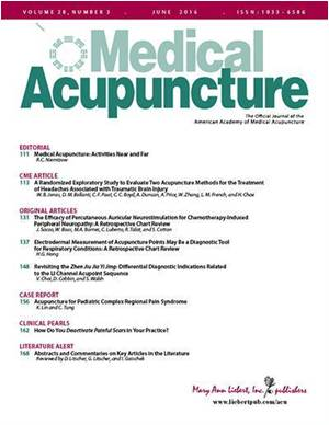 Acupuncture for People With Brain Injury-related Headaches