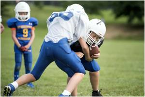 Tackling Drills can Pose Higher Injury Risks for Young Football Players