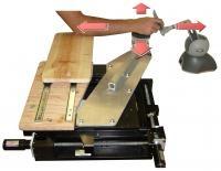 Ergonomic Handrest Designed