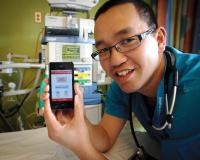 Doctors Using Free IPhone App Perform Better In Simulated Cardiac Emergency