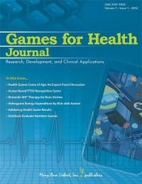 New Therapeutic Tools for Physical and Mental Health: Health Games