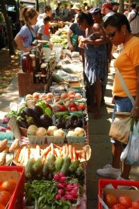 Once Point-Of-Sale System Is Offered Food Stamp Consumers Buy More at Farmers' Markets