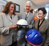 Study: Inpatient Brain Injury Education Increases Bike Helmet Use