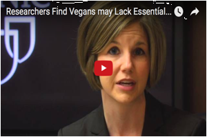 Could Vegans be at Risk for Deficiency of Essential Nutrients?