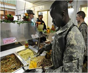 Changes in Military Dining Facilities Promote Healthy Eating Habits