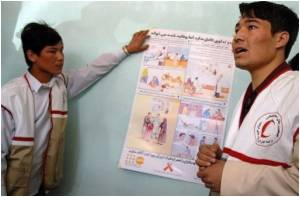 Ministry Says 2,500 Afghans HIV Positive