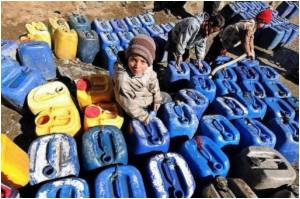 70 Percent of Afghans Do Not Have Access to Safe Drinking Water