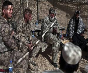 Not an Easy Task for US Marines With Respect to Afghan Healthcare