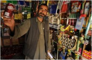 The Tale of Viagra at the Bagram Bazaar