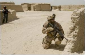 Scorching Heat Number One Enemy For Soldiers In Afghanistan