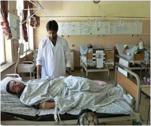 Increasing Number of Afghan Wounded Challenges ICRC