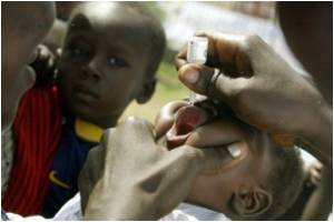 Polio Outbreak in Africa Worries Red Cross