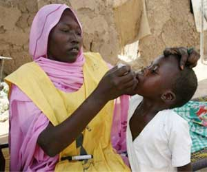 Africa to Immunize 85 Million Children Against Polio