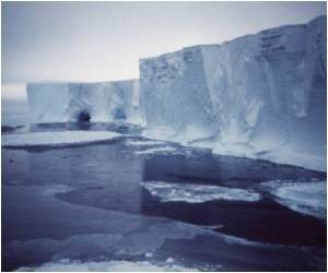 Microbes Identified in Ice-sealed Antarctic Lake
