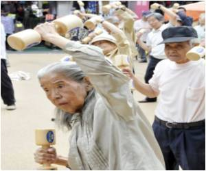 Asia: Family Support for Elderly Under Strain