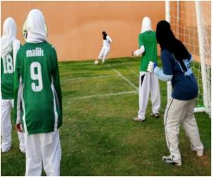 Asian Games: Saudi Women Conspicuous by Absence