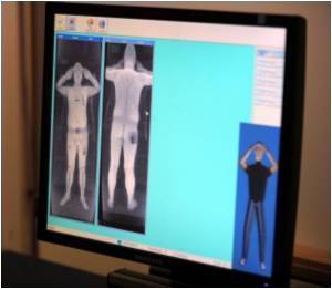 Body Scans from New Device