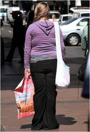 UK Women Growing More Obese - Fitting Clothes Difficult To Find
