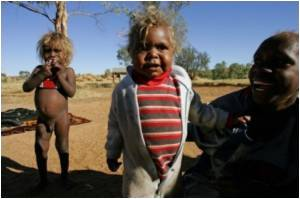 Determined Effort To Improve Health Of Aborigines