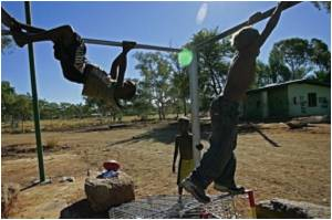 Aborigines' Health in Australia is 'Shameful'