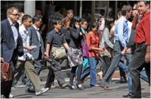 Population Boom Prediction Welcomed By Oz PM Rudd