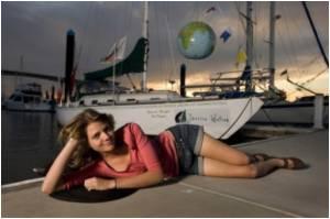 Australian Round-the-world Sailing Teen Crashes