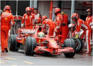Formula One Teams Stay In Brothels Due To Lack Of Hotels