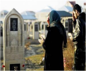 Azerbaijani Muslims' Lavish Funerals