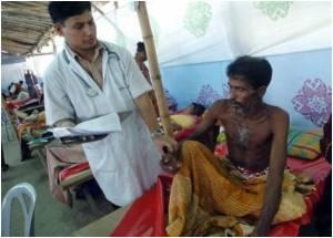 Bangladesh Capital Battling Spurt in Flood-Related Illnesses