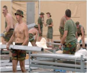 Belgium Wages War on Overweight Soldiers