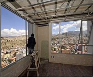 Bolivia's Housing Boom Fueled by Drug Money
