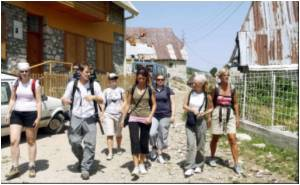 Undeveloped Bosnia Sees Chance in Eco-tourism