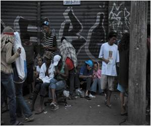 Brazil Proceeds To Battle 'Crack Epidemic'