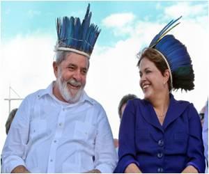 Chemotherapy Fails Dousing Brazil�s Ex-Leader Lula�s High-spiritedness