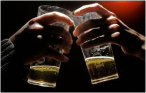 Alcohol may Lower Amyotrophic Lateral Sclerosis Risk