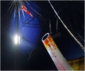 Man Dies in 'Human Cannonball' Crash