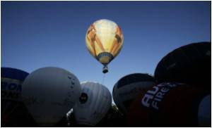 Proceed With Caution for Hot-Air Balloon Rides