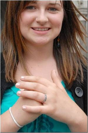 High Court Upholds Ban on Teenager's 'purity Ring'