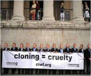 British Group Has Petitioned the Government to Prevent Entry of Cloned Animals to Food Chain