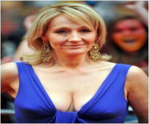 JK Rowling to Fund More For Medical Research