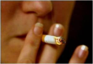 Compound in Cigarette Found in Smokers' Breath Even After 3 Days