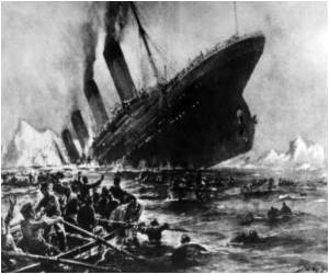 Did the Titanic Officer Twist Facts About Iceberg Collision to Avoid Negligence Claims?