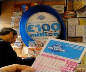 Lucky Brit Racks Up Largest UK Lottery Win