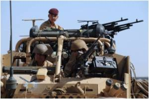 Report Says British Soldiers Deafened by Afghan Combat