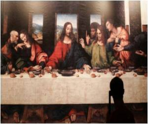 Conservation of Last Supper Painting