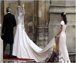 Kate's Wedding Gown Will Not be Showcased Publicly